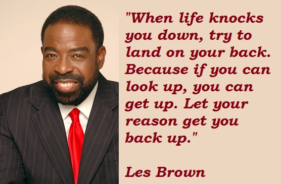 Les Brown Quotes that Motivate
